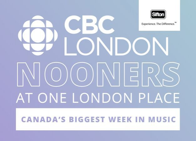 CBC London Nooners (Home County Music & Arts Festival)