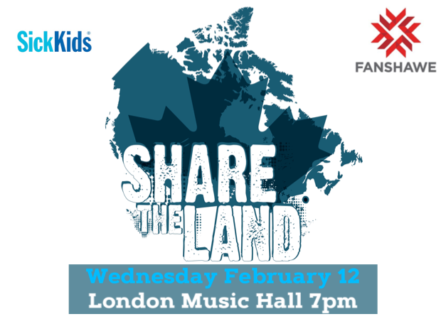 Share the Land Charity Concert
