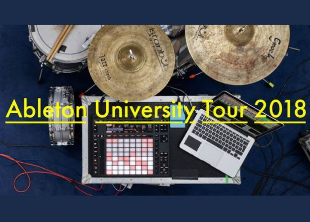 ABLETON UNIVERSITY TOUR 2018 @ OIART