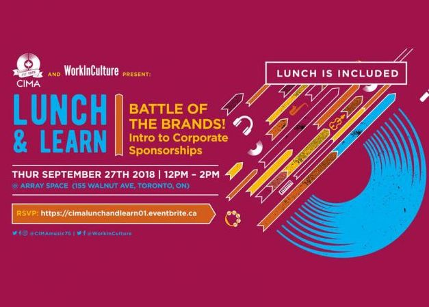 Lunch & Learn 01: Battle of the Brands!