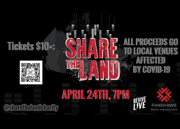 10 Year Anniversary Concert of Share The Land