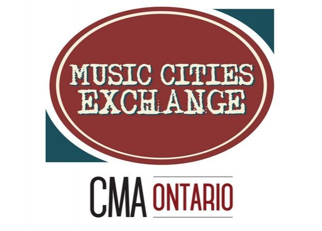 CMA Ontario Music Cities Exchange