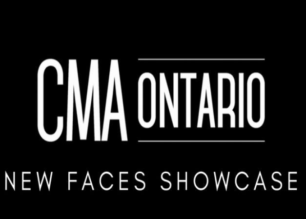 CMAOntario New Faces Showcase