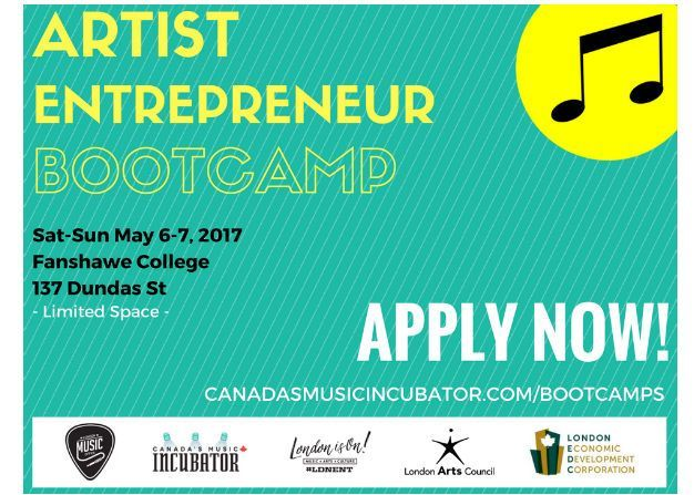 Canada's Music Incubator Returns!