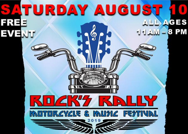Rock's Rally - Motorcycle and Music Festival