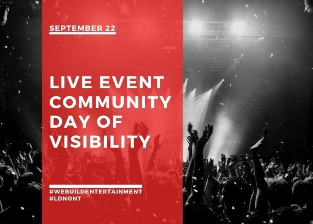 Day of Visibility for the Event Community