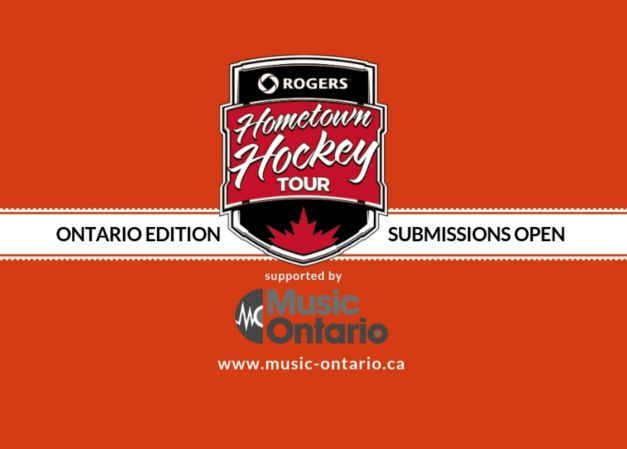 Opportunity to Perform at The 5th Rogers Hometown Hockey Tour-London Stop