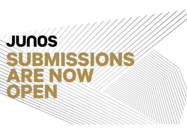JUNOS Submission Now Open