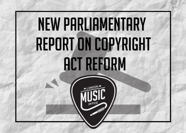 Copyright Reform Act