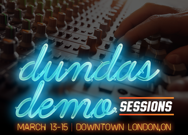 Dundas Sessions: Pop-Up Studio