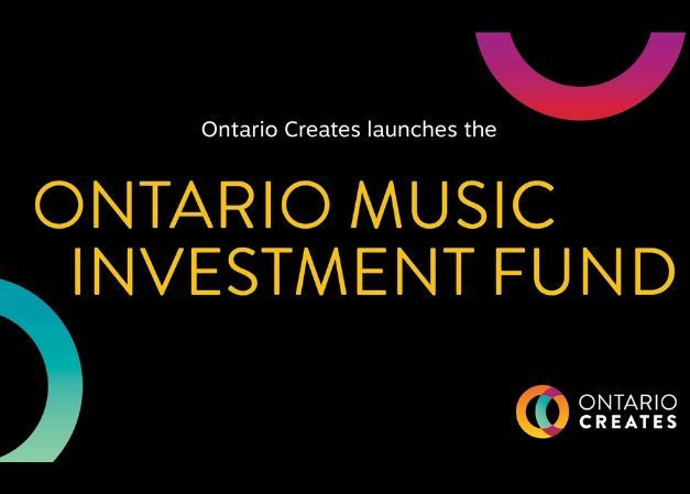 Ontario Music Investment Fund Announced
