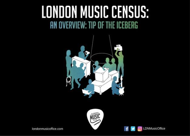 London Music Census An Overview: Tip of the Iceberg