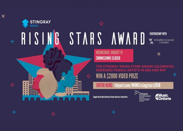 The Stingray Rising Stars Award Shines Spotlight on Female Musicians