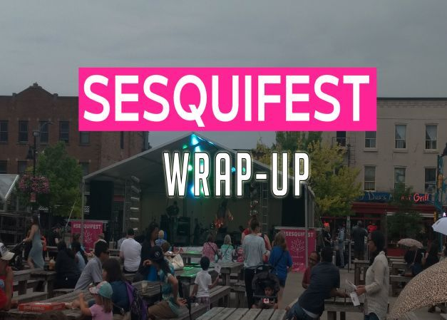 SesquiFest Wrap-Up