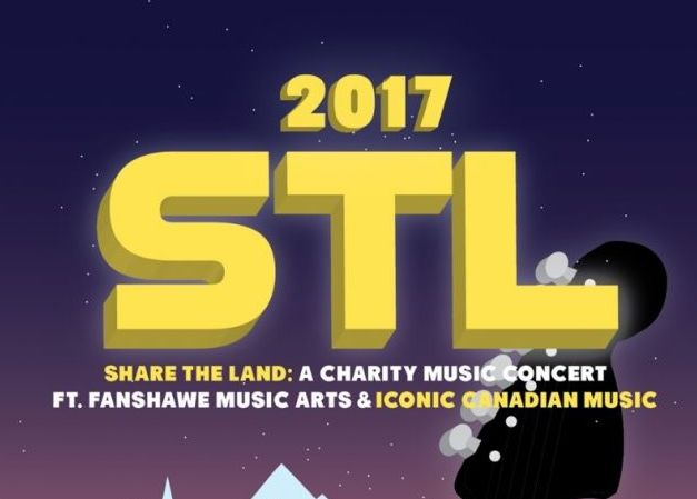 Share the Land – A Music Industry Arts Extravaganza