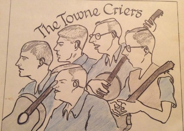 Singing Along: The Ballad of The Towne Criers