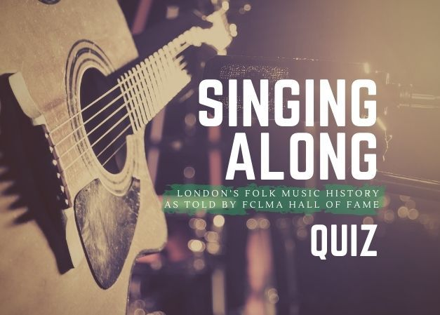 Singing Along: London Folk Music Quiz!