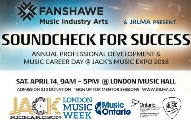 Soundcheck For Success - Panelists Announced!