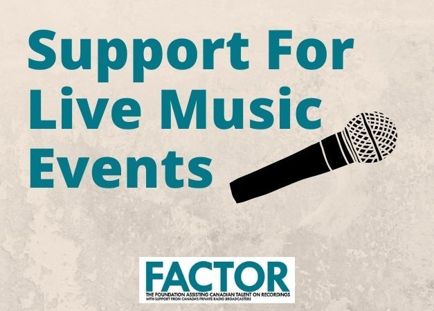 Support for Live Music Workers
