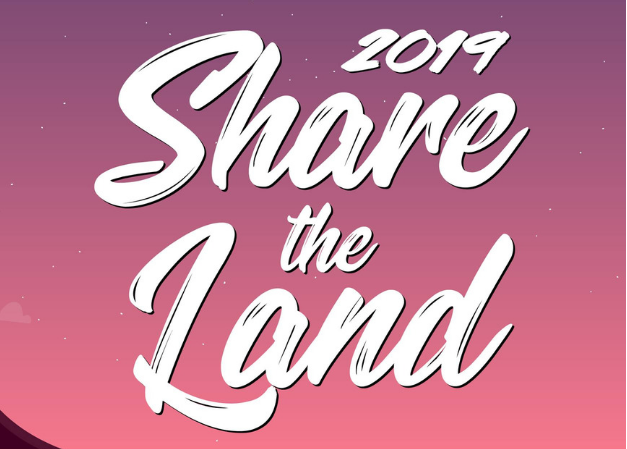 Share The Land 2019 Charity Concert!
