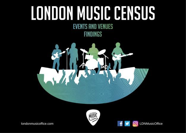 London Music Census: Venue Findings