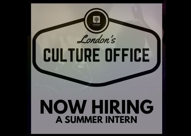 City of London Culture Office Hiring Summer Intern