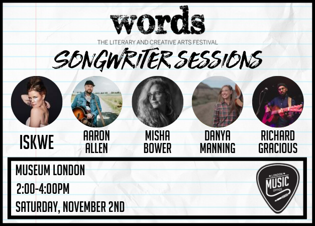 Words Fest - Songwriter Sessions
