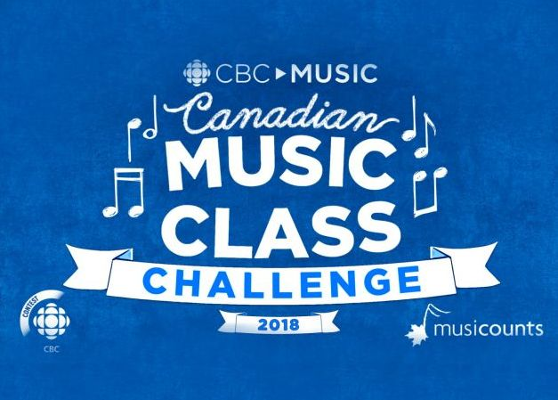 CBC Music Class Challenge 2018 Edition