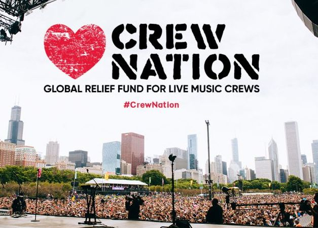 Crew Nation: A Relief Program For Live Music Crews