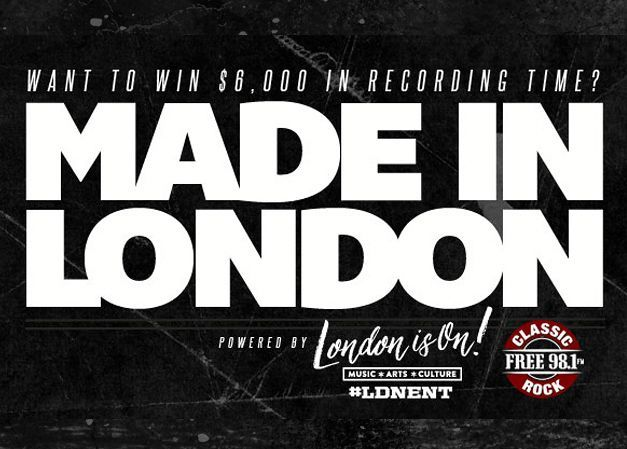 Made In London Contest