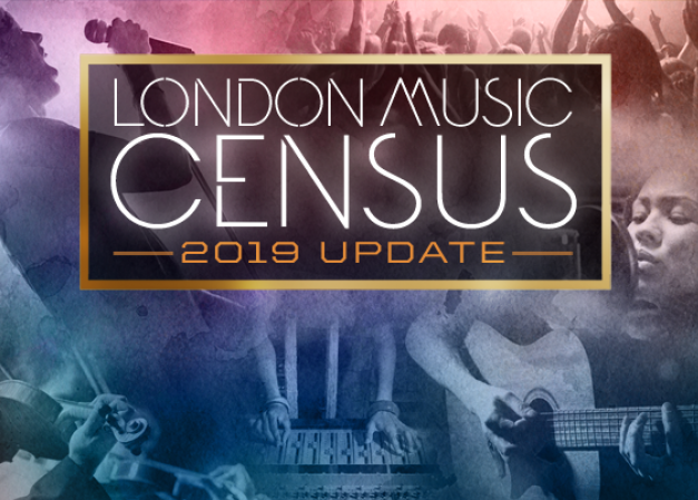 2019 London Music Census Launches!