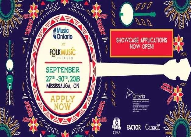 MusicOntario's private showcase room at Folk Music Ontario returns