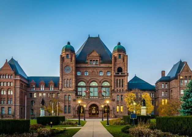 Ontario's Long Term Strategy for Resilience & Recovery