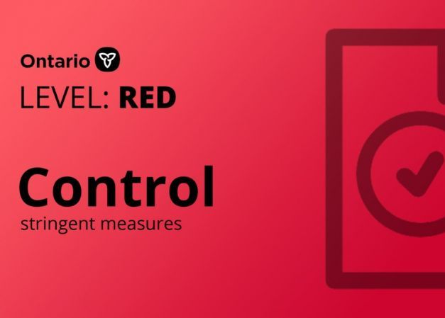 London Moving Into Red (Control) Level