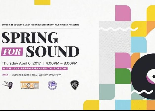 London Music Week and The Sonic Arts Society presents: Spring For Sound 2017