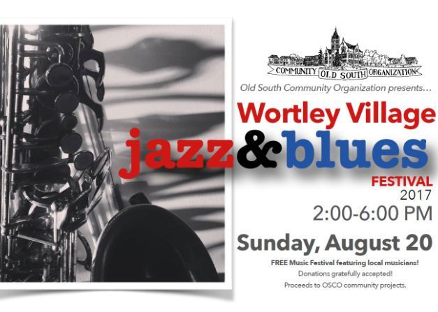 Wortley Welcomes the Blues & Jazz